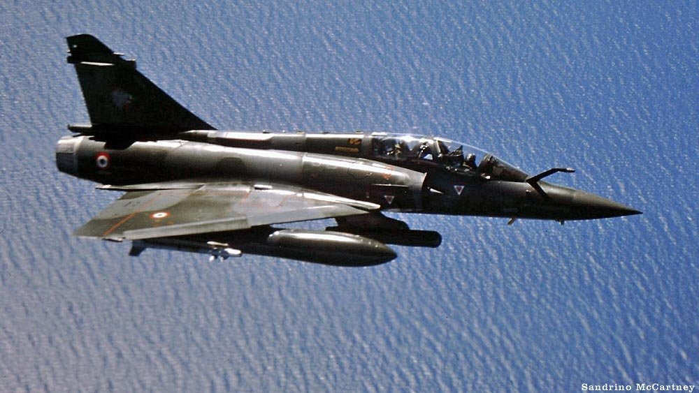 Fotogallery MIRAGE 2000